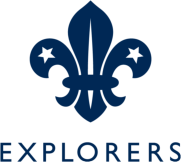 Explorers logo stacked