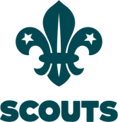 Scouts logo stacked